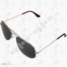 Oculos de Sol UV400 Fashion Moda Estilo Dourados Stock