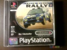 COLIN MCRAE RALLY PS1 COMPLETO