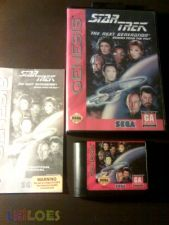 STAR TREK The Next Generation md Completo