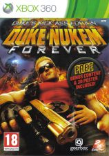 Duke Nukem Forever Dukes Kick Ass Edition Original Xbox 360