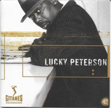 BLUES Lucky PETERSON 1999 CD