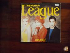 The Human League - Crash LP