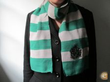 Cachecol Slytherin - Harry Potter - Hermoine Granger Malfoy