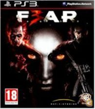 F3AR - FEAR 3 - NOVO e SELADO - PS3