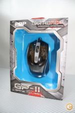 Rato USB Optical Mouse Gamer Alta Precisao 2000dpi Stock