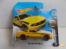 2016 Hot Wheels   060. 2010 Ford Mustang GT