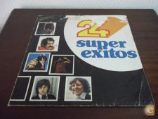 24 Super êxitos (Duplo LP)
