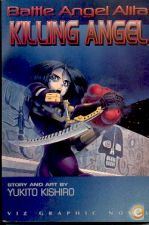 battle angel alita killing angel