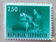 INDONESIA - SCOTT 633