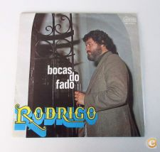 RODRIGO - Bocas Do Fado (SINGLE)