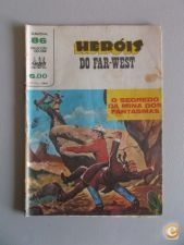 Herois do Far-West nº86