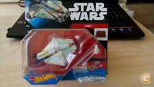 HOT WHEELS - STAR WARS   GHOST           NOVO