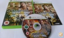 WWE - Legends of Wrestlemania - Como novo - XBOX 360