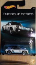 2015 HOT WHEELS PORSCHE SERIES - PORSCHE 914-6    NOVO
