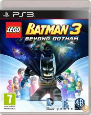 PS3 - LEGO Batman 3 Beyond Gotham USADO ou NOVO