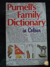 Purnell's Family Dictionary in Colour