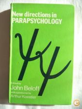 New directions in Parapsychology - John Beloff