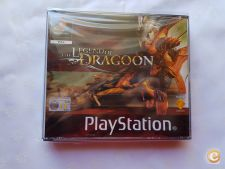 Playstation Legend of the Dragoon Raro Como Novo