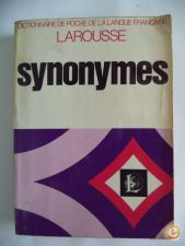 Synonymes (Larousse)
