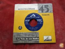 "Gilbert Bécaud - Je Veux te Dire Adieu -Single 7"" 45 RPM"
