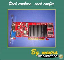 Placa Gráfica HP LANCER210M03 NVIDIA GEFORCE FX5200