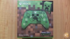 Comando Xbox One - Minecraft Creeper
