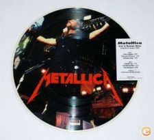 Metallica – Live In Buenos Aires - Vinil - Picture disc