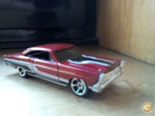 HOTWHEELS - 66 FORD FAIRLANE GT