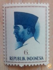 INDONESIA - SCOTT 616