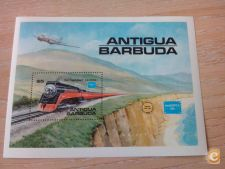 ANTIGUA E BARBUDA - SCOTT 938    COMBOIOS AVIOES
