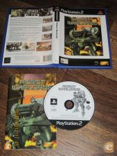 Robot Warlords Original Ps2