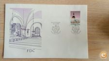 ALAND ISLANDS     ISLANDIA - SCOTT  FDC ANO 1988