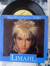 LIMAHL The Never Ending Story 1984 sgl