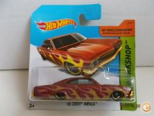 2014 Hot Wheels   218. `65 Chevy Impala