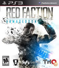 RED FACTION ARMAGEDDON-COMO NOVO