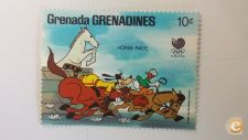 GRENADA GRENADINES - SCOTT 944       ( DISNEY )