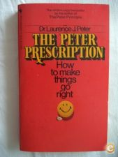 The Peter Prescription - Dr. Laurence J Peter