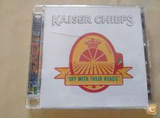 CD *Kaiser Chiefs: off with their heads*