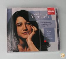 MARTHA ARGERICH, Live from The Concertgebouw, 1978 & 1979.