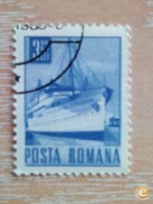 ROMENIA - SCOTT 2279 - BARCOS