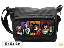 DRAGON BALL Z SUPER MOCHILA OMBRO NOVO GOKU FRIEZZER