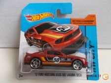 2014 Hot Wheels   091. `12 Ford Mustang Boss 302 Laguna