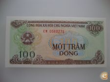 Vietname 100 Dong - 1991 - P/105  - UNC