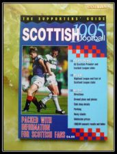 The Supporters' Guide - Scottish Football 1995 Soccer Book