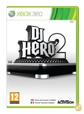 DJ Hero 2 - Original Xbox 360