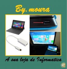Adaptador HDMI HD TV Microsoft Surface *Novo**
