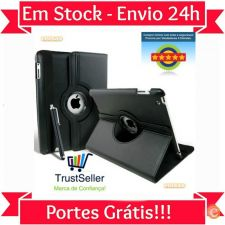 R535 Smart Cover Case Capa Magnética Pele Apple Ipad Air 2