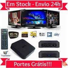 T525 MXQ Android 4.4 WiFi Kodi 8GB XBMC 4K Ultra HD Em Stock