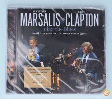 WYNTON MARSALIS & ERIC CLAPTON PLAY THE BLUES _Live from Jaz