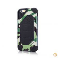 "Capa Anti-Choque ""Defender Army"" Verde iPhone 7 / iPhone 8"